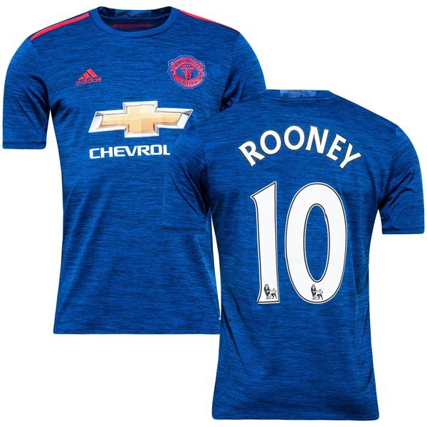 73a4f433fd7 Manchester United Away Shirt 2016 17 ROONEY 10 Kids. Read more about the  product. - football shirts. - football shirts
