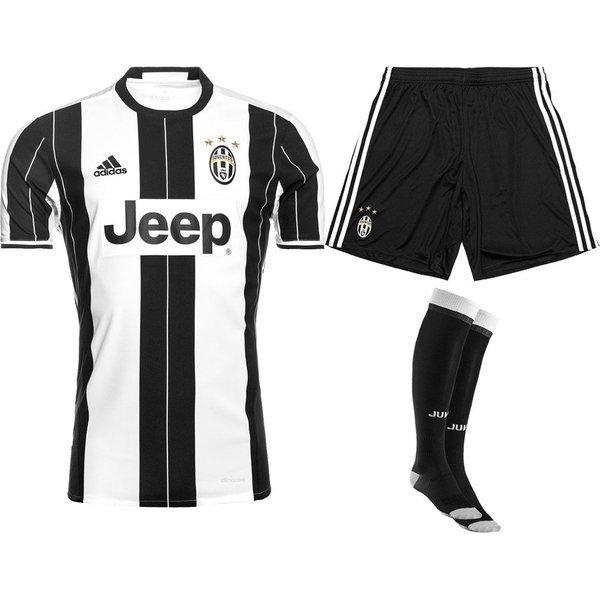 differently 99be6 61b41 Juventus Home Kit 2016/17 Kids | www.unisportstore.com