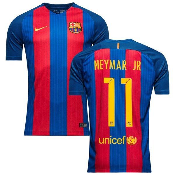 sneakers for cheap 018c4 ae943 Barcelona Home Shirt 2016/17 NEYMAR JR. 11 Kids | www ...