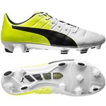 Puma evoPOWER 1.3 FG Puma White/Peacoat/Yellow