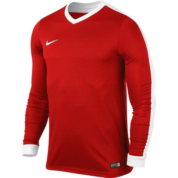 Nike Maillot Striker IV L/S Rouge/Blanc Enfant