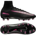 Nike Mercurial Superfly V AG-PRO Sort/Pink