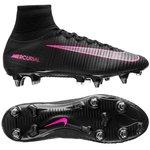 Nike Mercurial Superfly V SG-PRO Sort/Pink