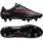 Nike Mercurial Vapor XI SG-PRO Sort/Pink