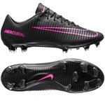 Nike Mercurial Vapor XI FG Sort/Pink