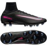 Nike Mercurial Veloce III AG-PRO Zwart/Roze