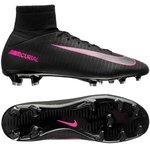 Nike Mercurial Superfly V FG Sort/Pink Børn