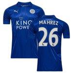 Leicester City Hjemmebanetrøje 2016/17 MAHREZ 26