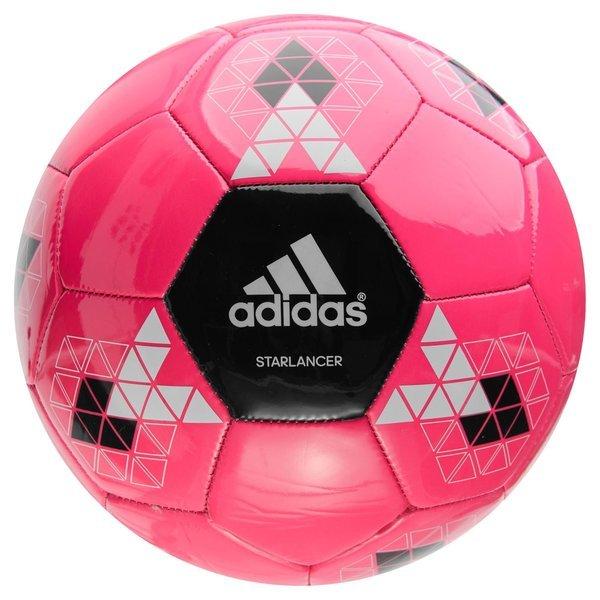 adidas Fotboll Starlancer V RosaSvart