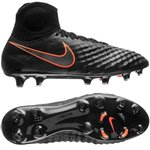 Nike Magista Obra II FG Black/Total Crimson