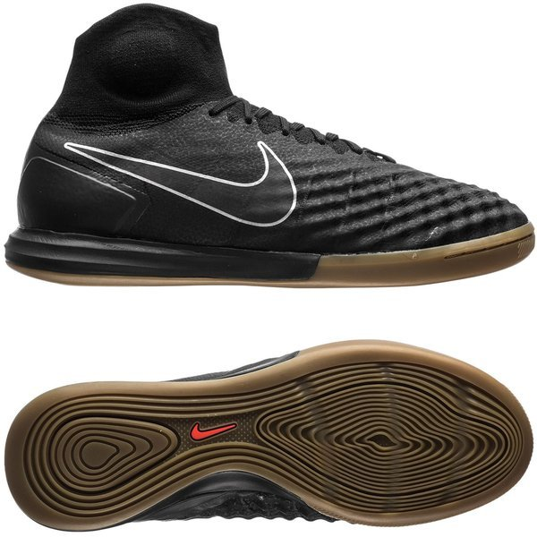 663cde116b76 Nike MagistaX Proximo II IC Black Gum Light Brown. Read more about the  product. - indoor shoes. - indoor shoes image shadow
