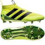adidas ACE 16+ PureControl FG/AG Solar Yellow/Core Black/Metallic Silver
