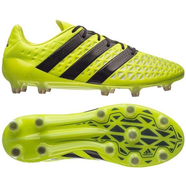 1d880ea59958 200.00 EUR. Price is incl. 19% VAT. -60%. adidas ACE 16.1 FG AG Solar  Yellow Core Black Silver Metallic