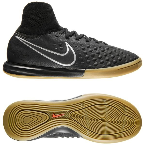 buy online 3986e bdda8 Nike MagistaX Proximo II IC Black Gum Light Brown Kids. Read more about the  product. - indoor shoes. - indoor shoes image shadow