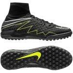 Nike HypervenomX Proximo TF Schwarz/Neon
