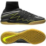 Nike HypervenomX Proximo IC Schwarz/Neon Kinder