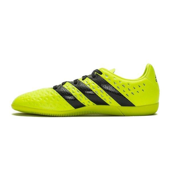 bad868f21a2913 adidas ACE 16.3 IN Geel/Zwart Kinderen | www.unisportstore.nl
