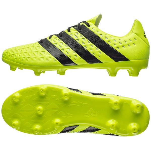 Adidas Ace 16.3 Fg Football Boots Solar YellowCore