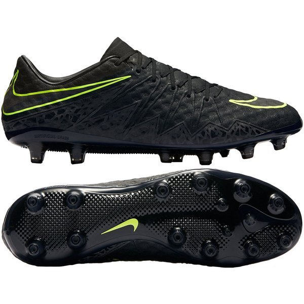 quite nice amazing selection cute Nike Hypervenom Phinish AG-PRO Black/Volt