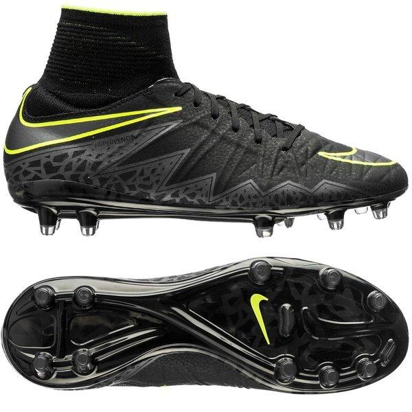 9d117890d4e1 150.00 EUR. Price is incl. 19% VAT. -50%. Nike Hypervenom Phantom II FG  Black Volt Kids
