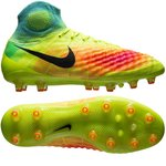 Nike Magista Obra 2 AG-PRO Neon/Pink/Türkis