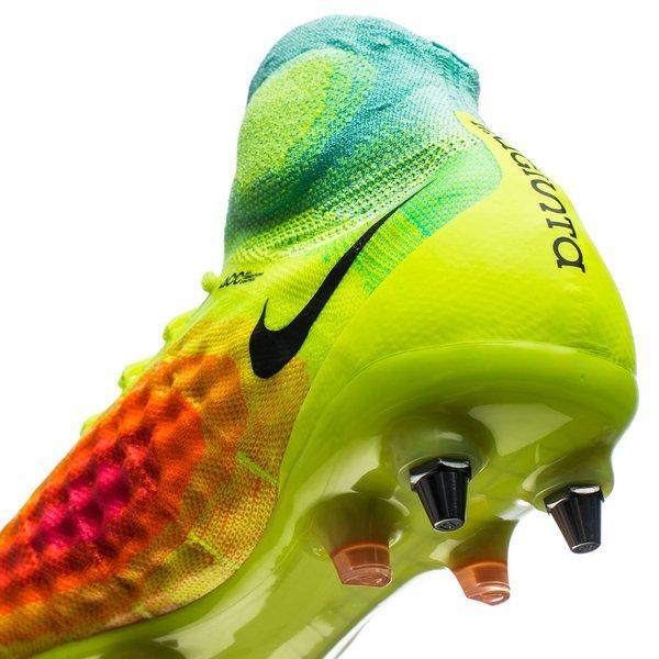 moins cher 31094 bf177 Nike Magista Obra II SG-PRO Volt/Black/Total Orange/Pink ...