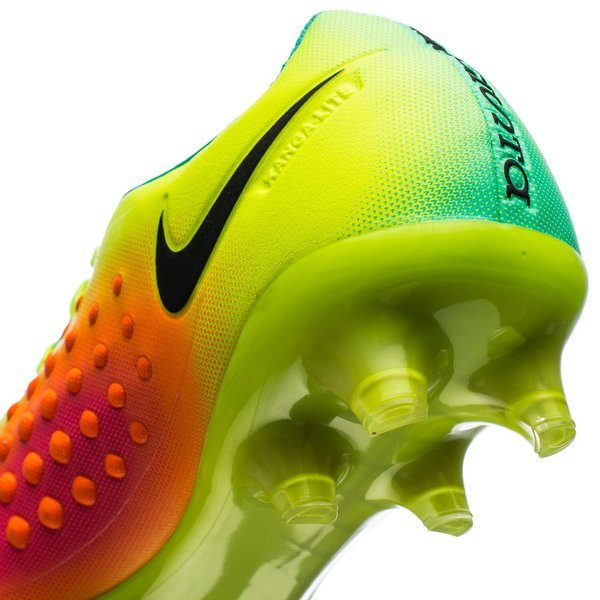 pretty nice 59ce8 6c699 Nike Magista Opus II FG Volt Black Total Orange Pink Blast Hyper Turquoise.  Read more about the product. - football boots
