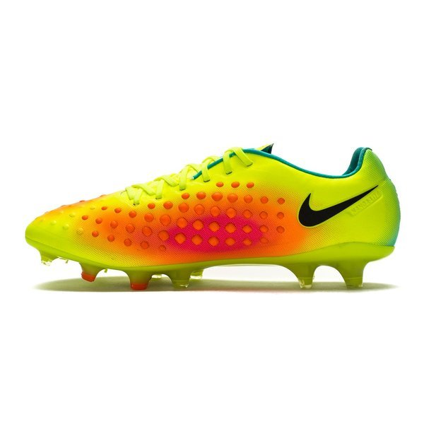 5a474cb9e17 Nike Magista Opus II FG Volt/Black/Total Orange/Pink Blast/Hyper ...