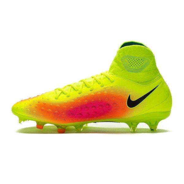 Nike Magista Orden II FG NeonPinkTürkis