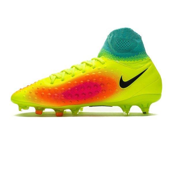 Nike Magista Obra II FG Neon Rosa Turkos Barn. Läs mer om produkten. -  fotbollsskor. - fotbollsskor image shadow. - fotbollsskor e3a4324452e94