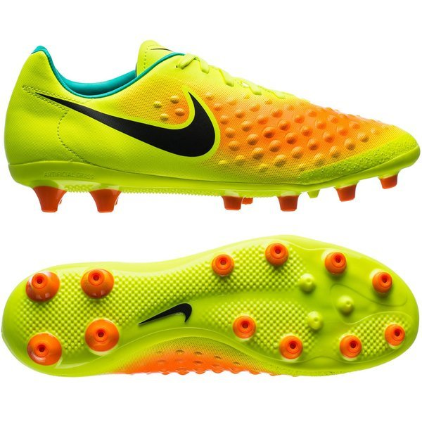 Nike Magista Onda II AG-PRO Volt/Black