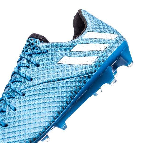 adidas Messi 16.1 FGAG BleuArgentéNoir