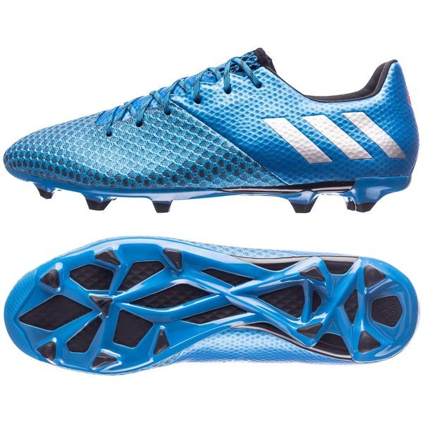 adidas Messi 16.2 FG AG Shock Blue Matte Silver Core Black. Read more about  the product. - football boots. - football boots image shadow 9e325a30c343e