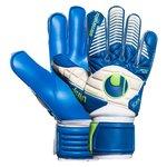 Uhlsport Torwarthandschuhe Eliminator Aquasoft Blau/Weiß