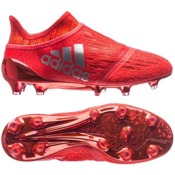 Sokkesko Adidas X 16+ Purechaos FG AG Fotballsko For Menn