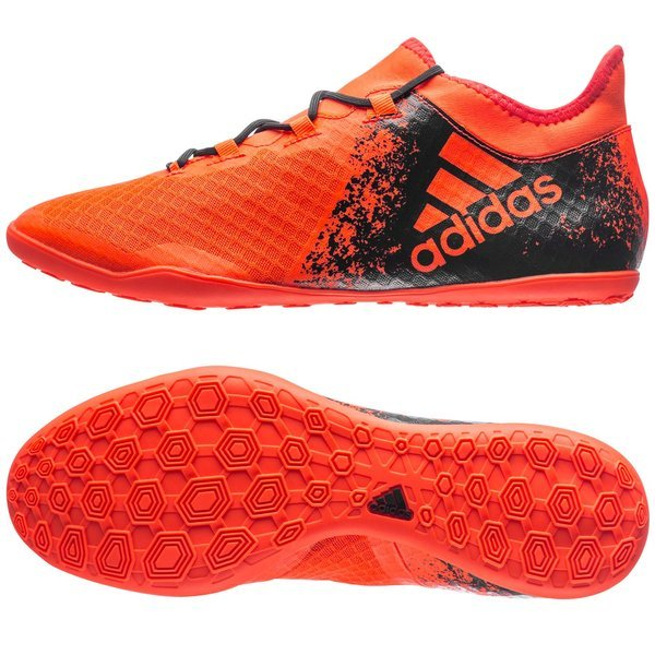 adidas X 16.2 Court IN RougeArgenté