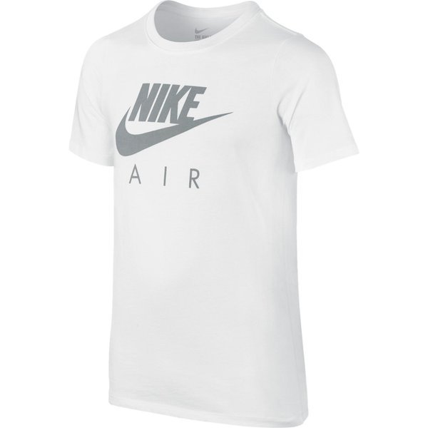 Nike T Shirt d'entraînement Air Blanc Junior