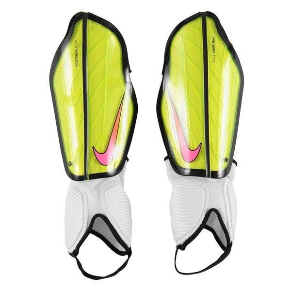 f21d9b3f Nike Leggskinn Protegga Flex Neon/Sort | www.unisportstore.no