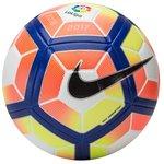 Nike Fußball Ordem 4 La Liga Weiß/Orange/Schwarz