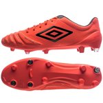 Umbro UX Accuro Pro HG - Grenadine/Black
