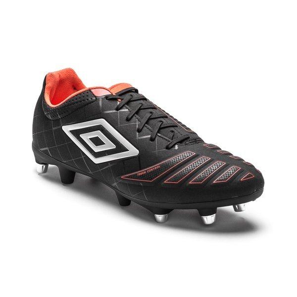 a4bd55cc9 Umbro - UX Accuro Pro SG Black/Metallic/Grenadine | www ...