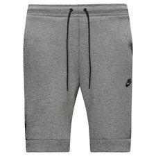 Nike Shorts Tech Fleece 1MM Grijs