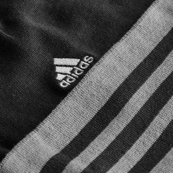 d724fffaf34e4 Juventus Ski Hat 3S Woolie Black Grey