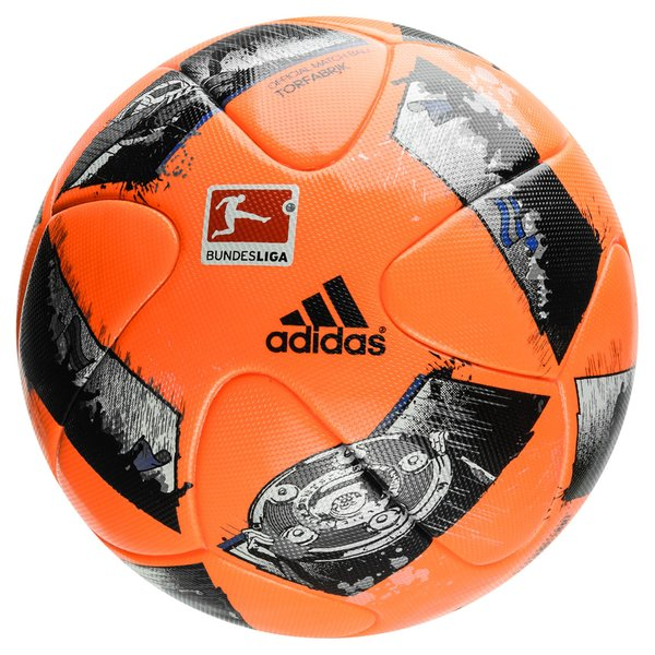 size 40 latest discount authentic quality adidas Football Torfabrik 2016/17 Bundesliga Match ball ...