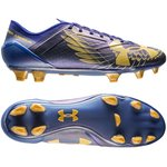 Under Armour Spotlight FG Dreamchaser LIMITED EDITION - Grape Fusion/Gold Rush
