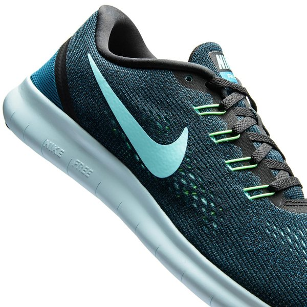 buy online 80789 884e2 Nike Free Juoksukenkä Free RN Turkoosi Musta Naiset 7