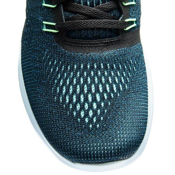 new concept 4e661 6b7da Nike Free Juoksukenkä Free RN Turkoosi Musta Naiset 3