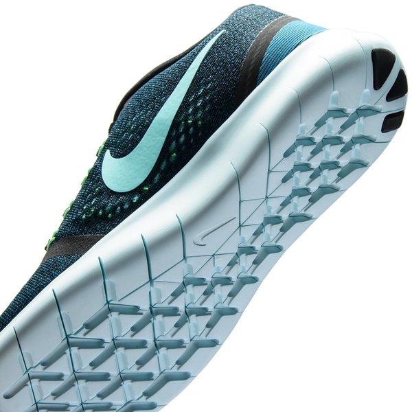 timeless design 67497 caad5 Nike Free Juoksukenkä Free RN Turkoosi Musta Naiset 8