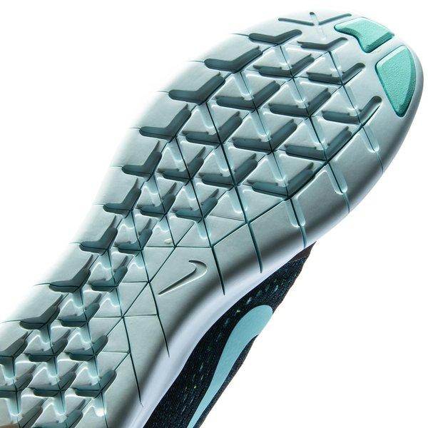 new concept e1a7a 76cb6 Nike Free Juoksukenkä Free RN Turkoosi Musta Naiset 6