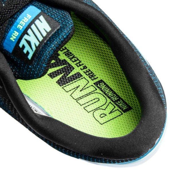 promo code e17b6 4fc1c Nike Free Juoksukenkä Free RN Turkoosi Musta Naiset 4